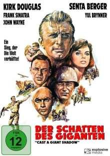Der Schatten des Giganten, DVD