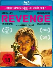 Revenge (Blu-ray), Blu-ray Disc