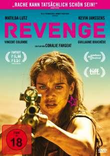 Revenge, DVD
