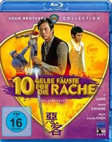 Zehn gelbe Fäuste für die Rache (Blu-ray), Blu-ray Disc