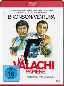 Die Valachi-Papiere (Blu-ray), Blu-ray Disc