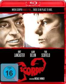 Scorpio (Blu-ray), Blu-ray Disc