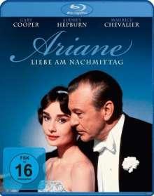 Ariane - Liebe am Nachmittag (Blu-ray), Blu-ray Disc