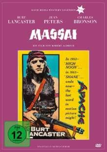 Massai - Der grosse Apache, DVD