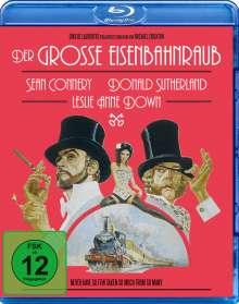 Der grosse Eisenbahnraub (Blu-ray), Blu-ray Disc