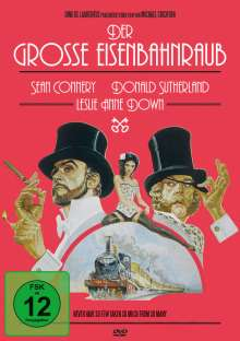 Der grosse Eisenbahnraub, DVD