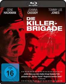 Die Killer-Brigade (Blu-ray), Blu-ray Disc