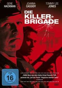 Die Killer-Brigade, DVD