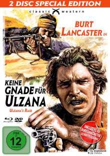 Keine Gnade für Ulzana (Blu-ray & DVD), 1 Blu-ray Disc und 1 DVD