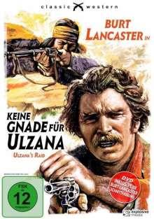 Keine Gnade für Ulzana, DVD
