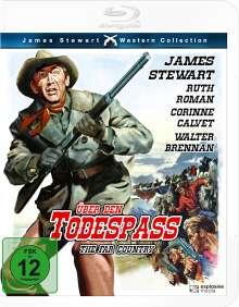 Über den Todespass (Blu-ray), Blu-ray Disc
