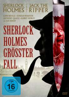 Sherlock Holmes grösster Fall, DVD