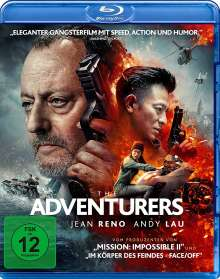 The Adventurers (Blu-ray), Blu-ray Disc