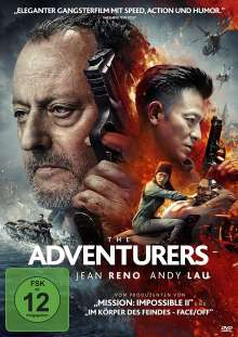 The Adventurers, DVD
