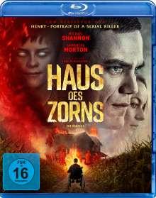 Haus des Zorns (Blu-ray), Blu-ray Disc