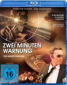 Zwei Minuten Warnung (Blu-ray), Blu-ray Disc