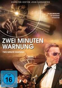 Zwei Minuten Warnung, DVD