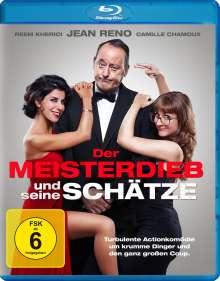 Der Meisterdieb und seine Schätze (Blu-ray), Blu-ray Disc