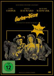 Garten des Bösen, DVD
