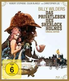Das Privatleben des Sherlock Holmes (Special Edition) (Blu-ray), Blu-ray Disc
