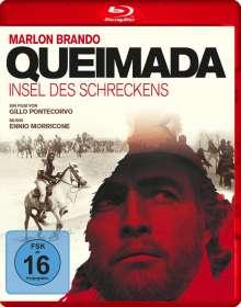 Queimada - Insel des Schreckens (Blu-ray), Blu-ray Disc