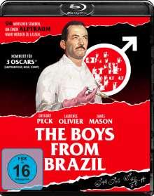 The Boys from Brazil (Blu-ray), Blu-ray Disc