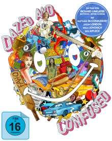 Dazed & Confused (Blu-ray & DVD im Mediabook), 1 Blu-ray Disc und 1 DVD