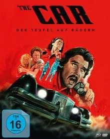 The Car - Der Teufel auf Rädern (Blu-ray & DVD im Mediabook), 1 Blu-ray Disc und 1 DVD