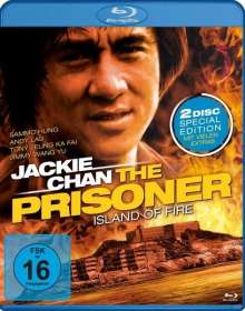 The Prisoner (1991) (Special Edition) (Blu-ray & DVD), 1 Blu-ray Disc und 1 DVD