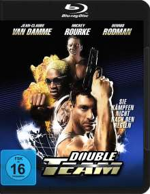Double Team (Blu-ray), Blu-ray Disc