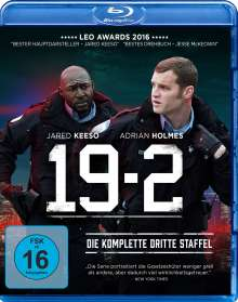 19-2 Staffel 3 (Blu-ray), 2 Blu-ray Discs