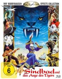 Sindbad und das Auge des Tigers (Blu-ray), Blu-ray Disc