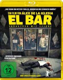 El Bar - Frühstück mit Leiche (Blu-ray), Blu-ray Disc