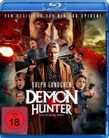 The Demon Hunter (Blu-ray), Blu-ray Disc