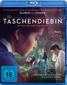 Die Taschendiebin (Blu-ray), Blu-ray Disc