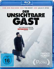Der unsichtbare Gast (Blu-ray), Blu-ray Disc