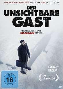 Der unsichtbare Gast, DVD