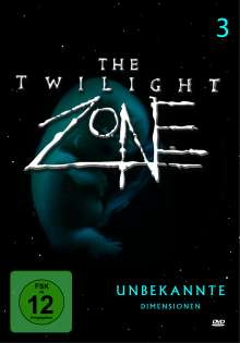 The Twilight Zone (80er) Teil 3, 4 DVDs