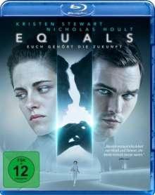 Equals (Blu-ray), Blu-ray Disc