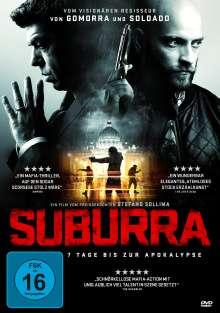 Suburra, DVD