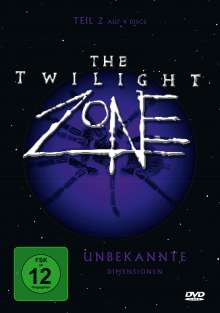 The Twilight Zone (80er) Teil 2, 4 DVDs