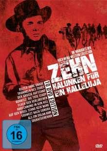Zehn Halunken für ein Halleluja - Die Besten aus dem Westen, 10 DVDs