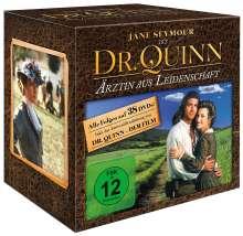 Dr. Quinn - Ärztin aus Leidenschaft (Komplette Serie inkl. Der Film), 38 DVDs