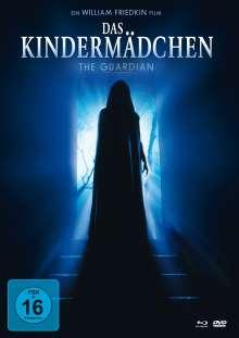 Das Kindermädchen (Blu-ray & DVD im Mediabook), 1 Blu-ray Disc und 1 DVD