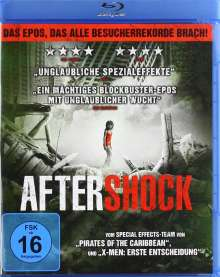 Aftershock (2010) (Blu-ray), Blu-ray Disc
