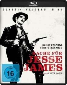 Rache für Jesse James (Blu-ray), Blu-ray Disc