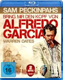 Bring mir den Kopf von Alfredo Garcia (Blu-ray & DVD), 1 Blu-ray Disc und 1 DVD