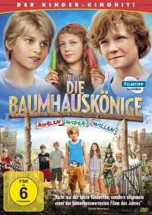 Die Baumhauskönige, DVD