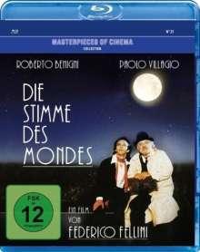 Die Stimme des Mondes (Blu-ray), Blu-ray Disc