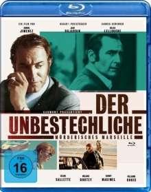 Der Unbestechliche: Mörderisches Marseille (Blu-ray), Blu-ray Disc